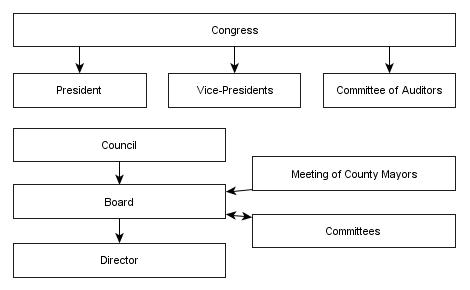 LSA struktura EN