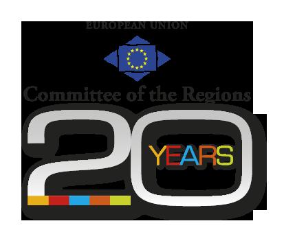 CoR 20Y Logo