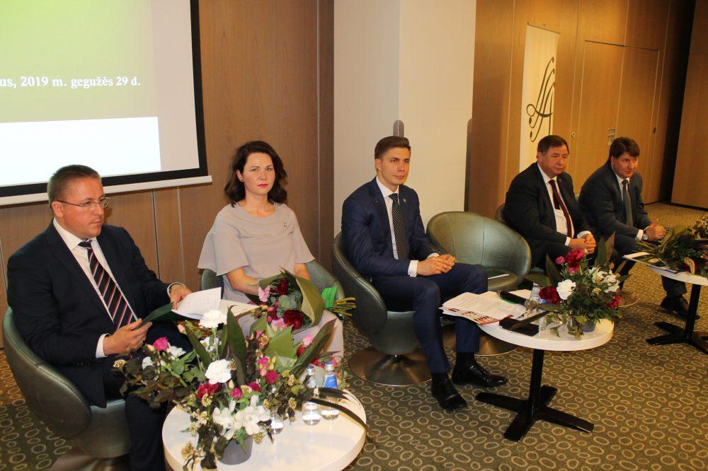 Lietuvos savivaldybių asociacijos prezidentu išrinktas