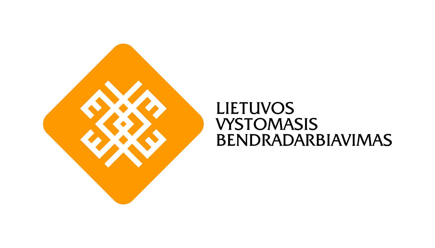 vystomasis bendradarbiavimas logo
